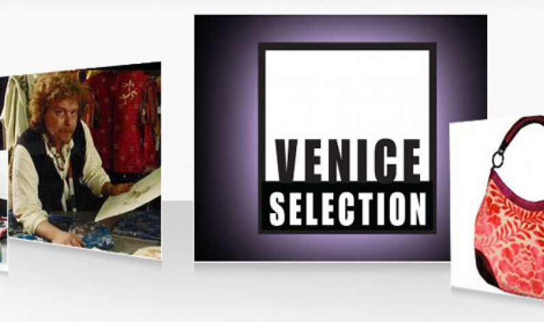 Venice Selection – High Quality Venetian Craft, Design and Food