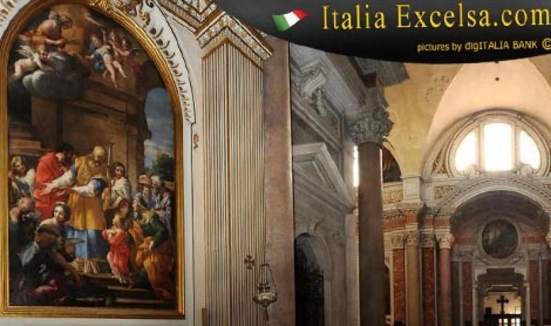 Quei12 straordinari dipinti a San Pietro fino al 1700