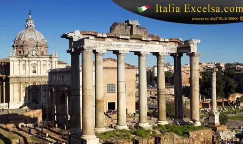 Fori Imperiali e la Fotografia d'Autore della Roma dei Cesari