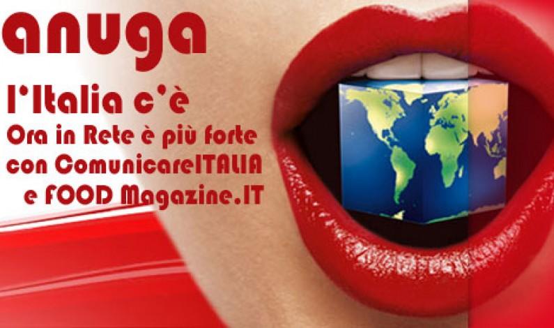 "News Anuga: ""la"" Fiera del Food and Beverage e ComunicareITALIA"