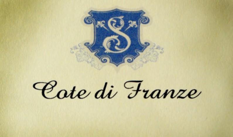 """Vino Cirò """"Cote di Franze"""" è vino della Dieta Mediterranea"""