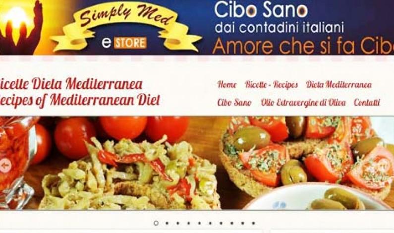 Le ricette della Dieta Mediterranea debuttano sulla RETE