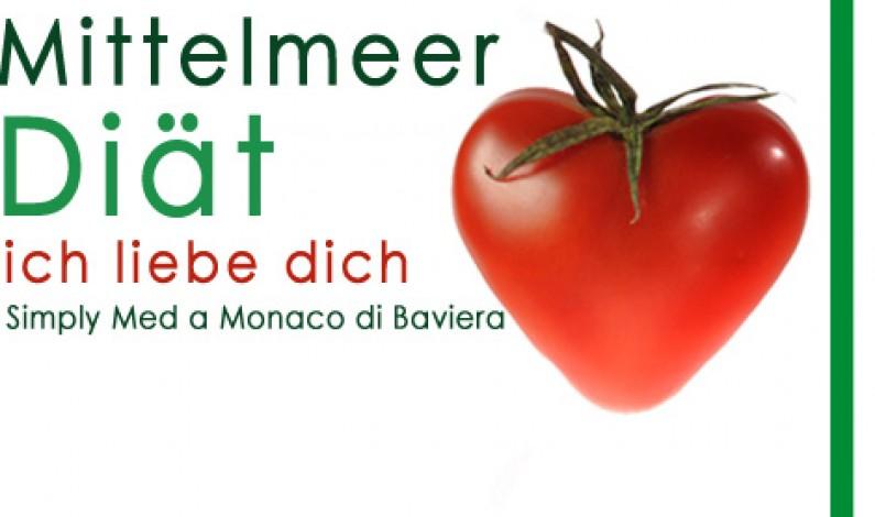 "La Dieta Mediterranea ""SIMPLY MED"" attesa a Monaco di Baviera"