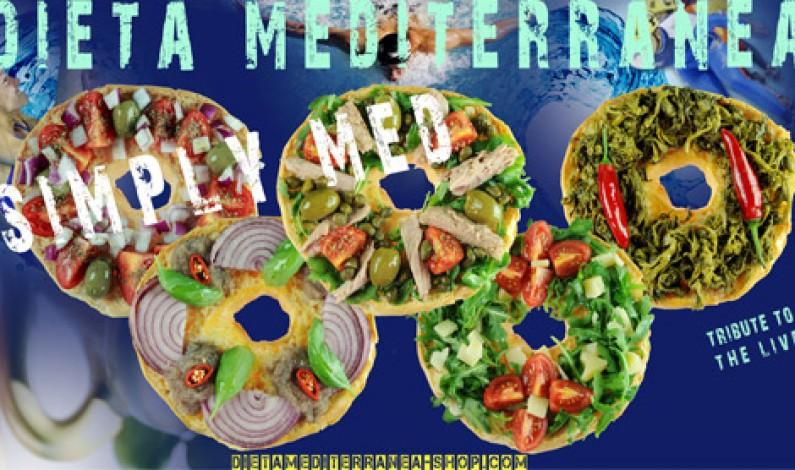 NEWS London Olympcs 2012: divertente tributo della Dieta Mediterranea