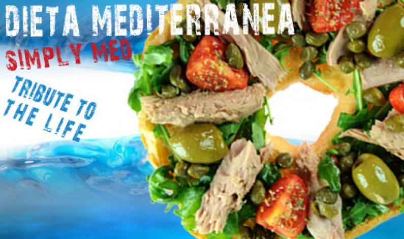 Ricette Dieta Mediterranea: Ora sono in Rete