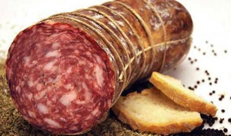 E' toscano il salame campione d'Italia del 2012