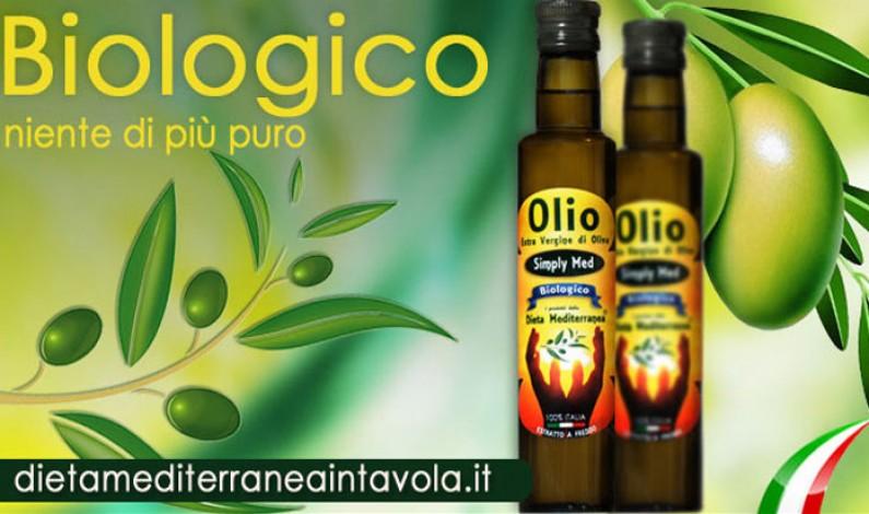Olio Extra Vergine d'Oliva è simile al latte materno