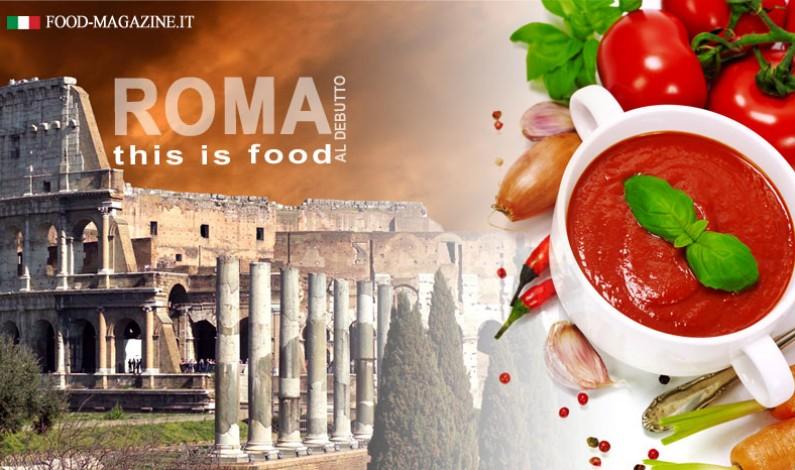 'This is Food' debutta a Roma con la cucina pop di qualità