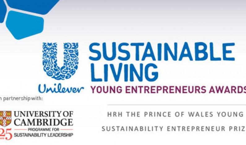 Unilever, un premio globale per i giovani imprenditori green