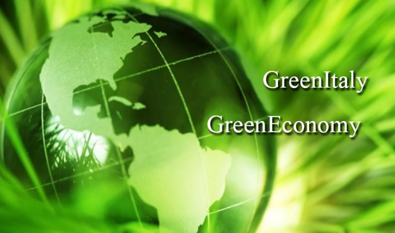 """GREEN ECONOMY: In Italia oltre tre milioni di posti di lavoro """"verdi"""""""
