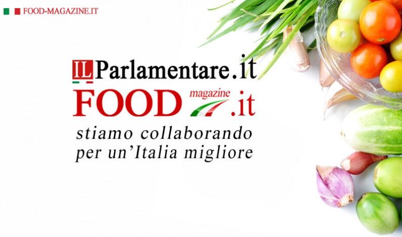 Il Parlamentare.it e Food-Magazine.it insieme per l'Italia