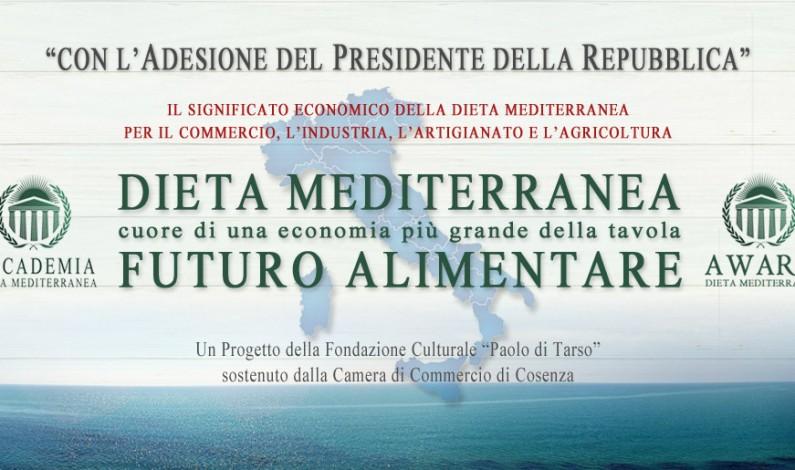 Quando l'Occidente incontra la Dieta Mediterranea il Sud diventa Economia