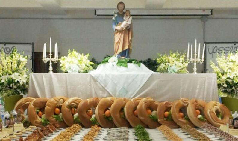 Otranto: i tredici piatti di San Giuseppe dell'IPSSEOA esempio di convivialità cristiana e mediterranea