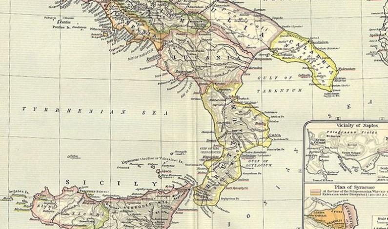 "dall'IPSSEOA ""Aldo Moro"" di S. Cesarea Terme 25 secoli di cultura agroalimentare"