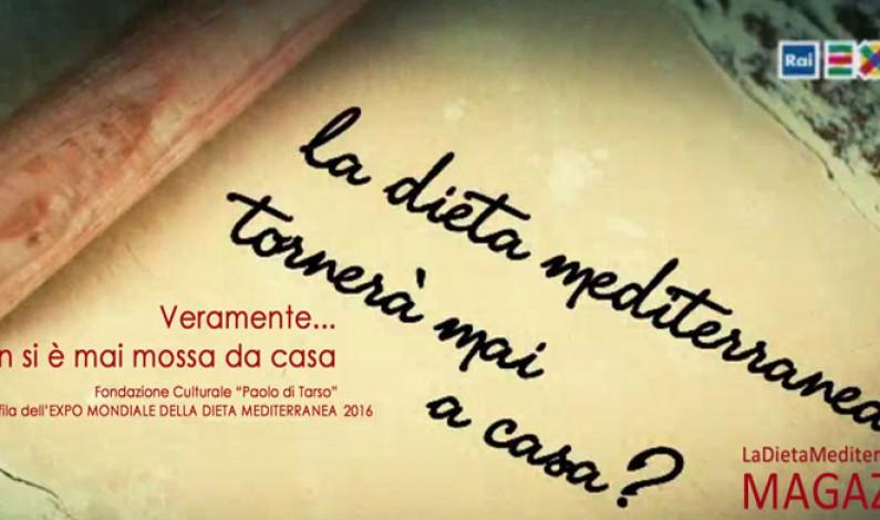 Spot RAI di Milano Expo 2015 su Dieta Mediterranea: scoppia polemica