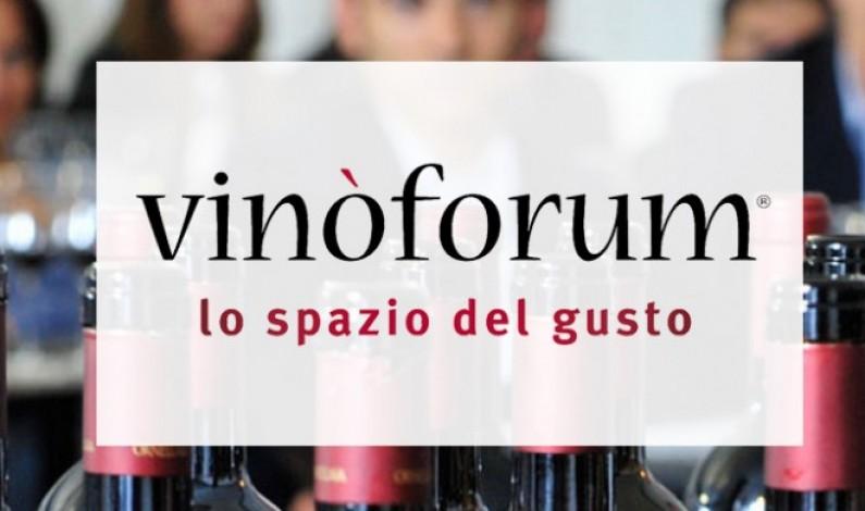 2.500 vini in degustazione a Vinoforum