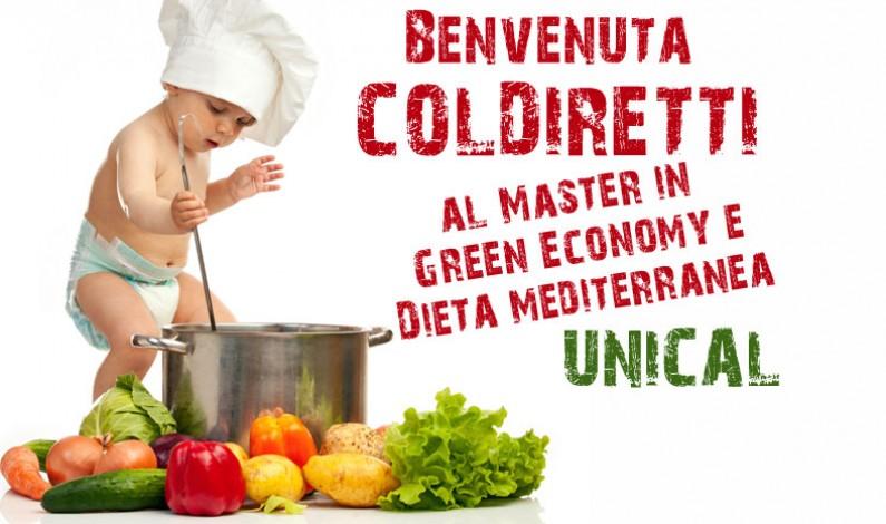 UNICAL: al Master in Dieta Mediterranea Rolando Manfredini di Coldiretti Nazionale