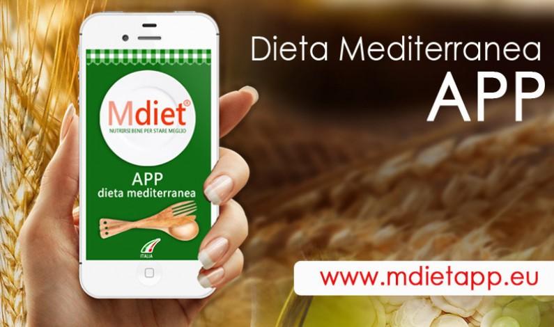 """APP della Dieta Mediterranea """"Mdiet"""": contributo alla Giornata Mondiale dell'Alimentazione"""