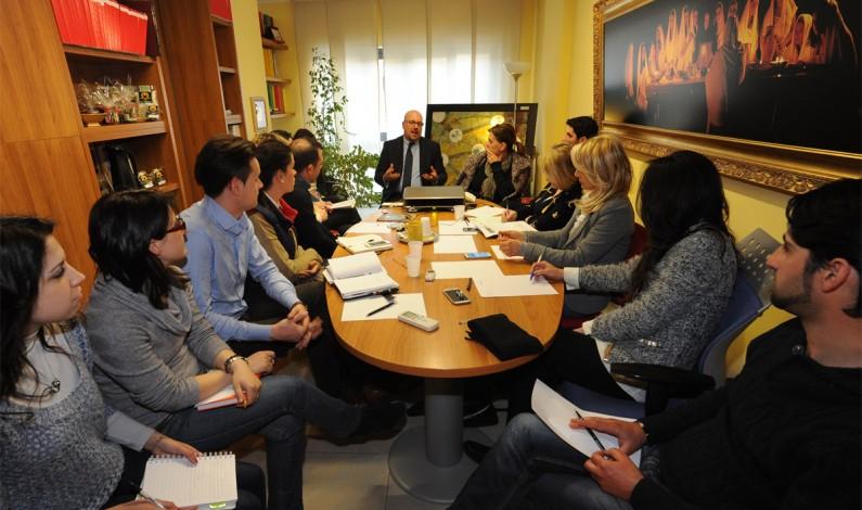 Healthy ITALIA: i Manager della Dieta Mediterranea al lavoro con Giuseppe Perri