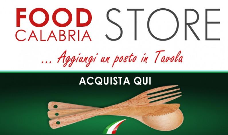 FOOD Calabria STORE: in Rete il carrello delle Eccellenze Alimentari della Cucina Mediterranea