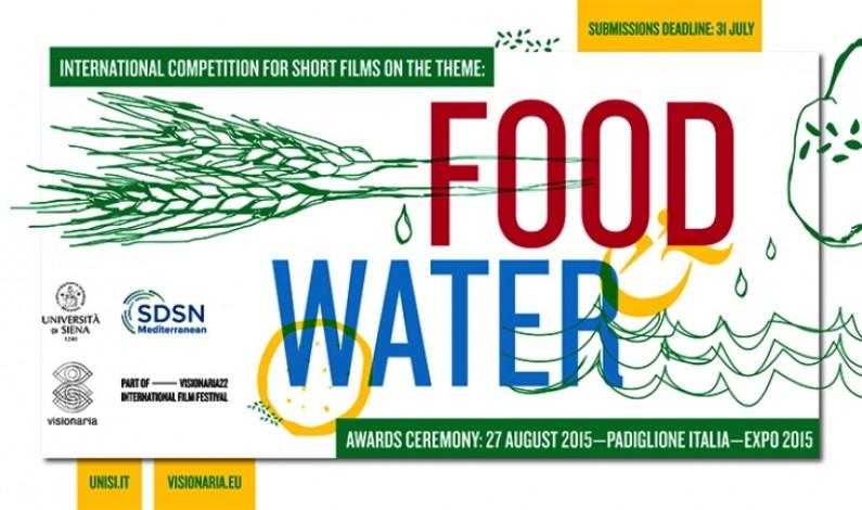 A Expo 2015 il cibo e l'acqua attraverso il cinema
