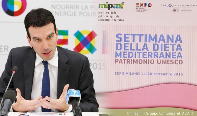 EXPO 2015: i Grandi della Dieta Mediterranea riuniti nel Forum di MIPAAF e PromImperia