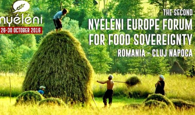 Sovranità alimentare, l'Europa dei popoli si incontra