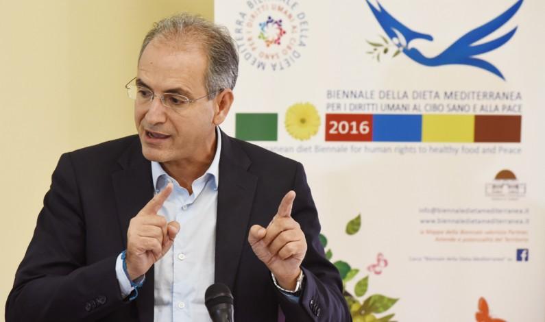 Diritti Umani al Cibo Sano: Francesco Rao nuovo Presidente ANS Calabria presenta la BIENNALE ai Sociologi