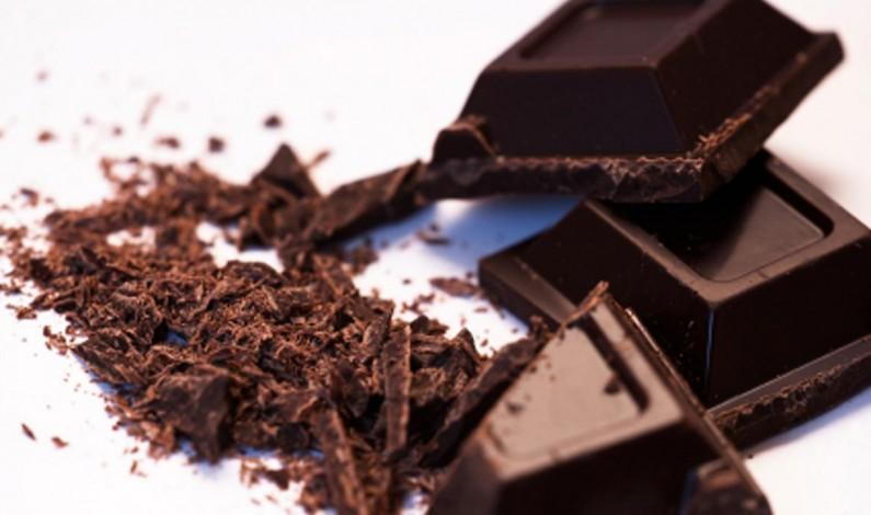 309 Calorie di Cioccolato Fondente Fanno Bene al Cuore.