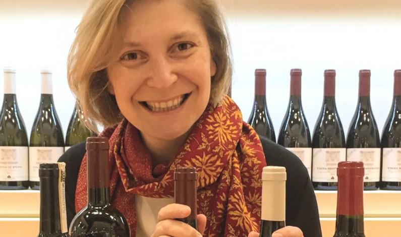 Chiara e il Vino anti terremoto